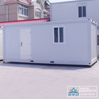 special living, office, work container house