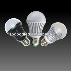 New type design led light bulb cost