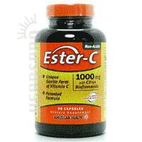 Ester-c With Citrus Bioflavonoids 1000 mg 180 Vegitabs by American Health