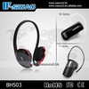 BH503 Wsound wireless microphone headphones bluetooth