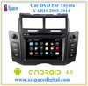 touch screen car dvd for toyota yaris