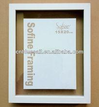 15x20cm floating frame, MDF floating frame, wood floating frame