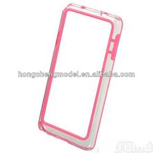 Ultra thin Bumper Frame Case Cover For Motorola XT910