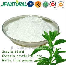 Stevia blend two sweeteness