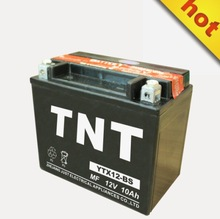 first power safe supply battery for motorcycle YTX12-BS 12v 10ah