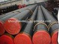 ラウンドaisi1010鋼冷間引き抜きシームレス外径チューブが25.0wallthicknessミリメートルと、 2.5mm