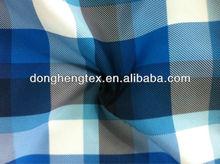 100% polyester microfiber peach skin fabric printed