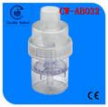 Nebulizador médico botella
