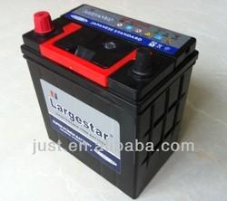 12V 36AH Japan standard starting battery Lead acid MF auto battery