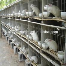 cheap rabbit hunch/lapin cage/metal mesh rabbit cage