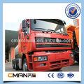 sinotruck a7 euroii 6x4 caminhão trator de leilão