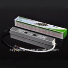 30W led monitor power supply 12V plastic ce led driver