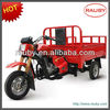 cargo tricycle three wheel motorcycle /zongshen engine water/air cooled 4-stroke