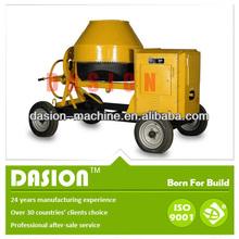 wheel barrow cement mixer JH35 concrete mixer truck mounted concrete mixer