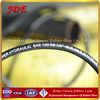Promotion!!SAE 100 R6 rubber hose for concrete pump