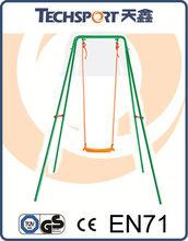Popular indoor single swing with EN71 certificate for children