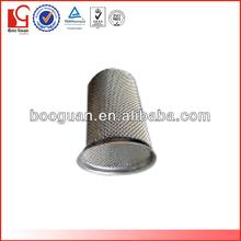 Stainless steel cartridge return line oil filter