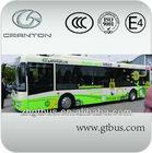 12m new energy pure electric city bus passenger bus for sale