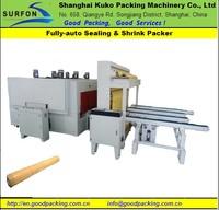 Toile Fabric Hand Heat Side Sealer &Shrink Wrapper Machine