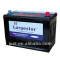 china fornecedor de carro de célula de bateria de armazenamento bateria 12v75d23l