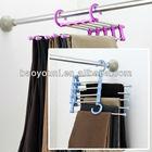 BAOYOUNI metal pants hanger baby pants hanger pants hanger cheap 0825