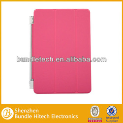 Ultra Thin Magnetic Smart Cover Leather Case Cover For NEW IPAD AIR mini/2/3/4,for ipad cover