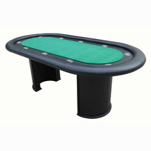 7 feet poker table