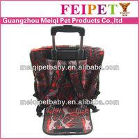 New FashionDog Carrier Dog Trolley Bag Pet Travel Carrier Bag