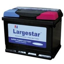 MF DIN62 Lead Acid Automotive Starting Battery 12V 62Ah Top Quality JUST