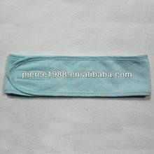 Wholesale bathroom accessories cheap make up facial headbands 100 cotton