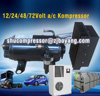 Compressor de condicionador de ar