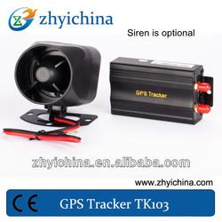 rastrear celular pelo numero GPS provide location and trips Tracking TK103/TK-103A