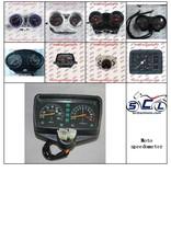 Moto speedometer motorcycle meter
