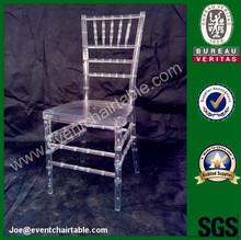 popular resin chiavari chair for wholesales and rental
