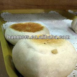 Frozen steamed bun and red bean bun