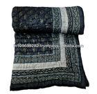 Special Handmade Kantha Indian Quilts Designer Ethnic Jaipuri Razai