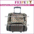 Multi-functional Dog Trolley Bag Pet Travel Carrier
