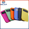 Flip leather case for samsung S4 i9500, with Open window