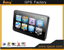 "7.0 inch gps navigation without Bluetooth av-in 128M RAM 4G ROM 7"" gps navigation"