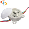 LPD6803 leds pixel String light 45mm Round rgb led Pixels