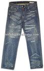 2013 new style fashion men jeans in denim innovative design KTJ-042