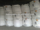 1 ton flexible Jumbo bag for packing ore and garbage double warp fabric,UV treated any color choosen