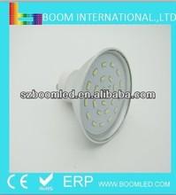 NER ERP ! 2013 high quality 50x56mm 24smd 3014 5w spotligt led gu10/gu10 smd/adapter mr16 gu10