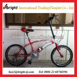 20 inch lightweight mini folding bikes