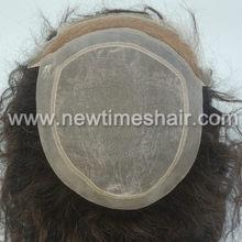 natural looking monofilament wig cap