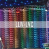 stage background decoration led curtain
