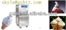 2013 Hot selling Separate Control of Each Flavor Stainless steel beater Ice cream making machine