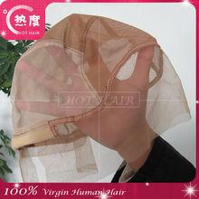 Factory Price Wig Cap lace front wig cap mono cap human hair wig