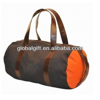 PU Leather Travel Bag Sport Bag