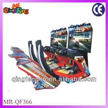 42LCD SOUL OF RACE (SD)-MR-QF366-Arcade simulator good quality racing kart game machine